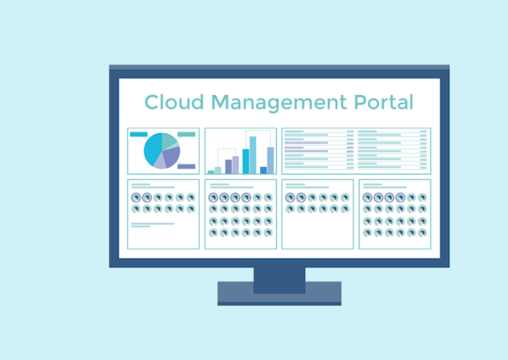 multi-cloud management portal
