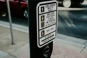 Rules to comply with traffic light depicting compliance and regulation.